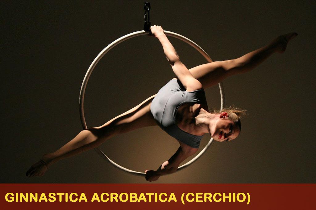 , Ginnastica Acrobatica (cerchio)