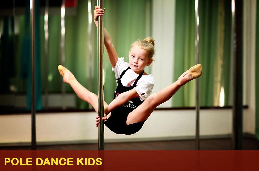 , Pole Dance Kids