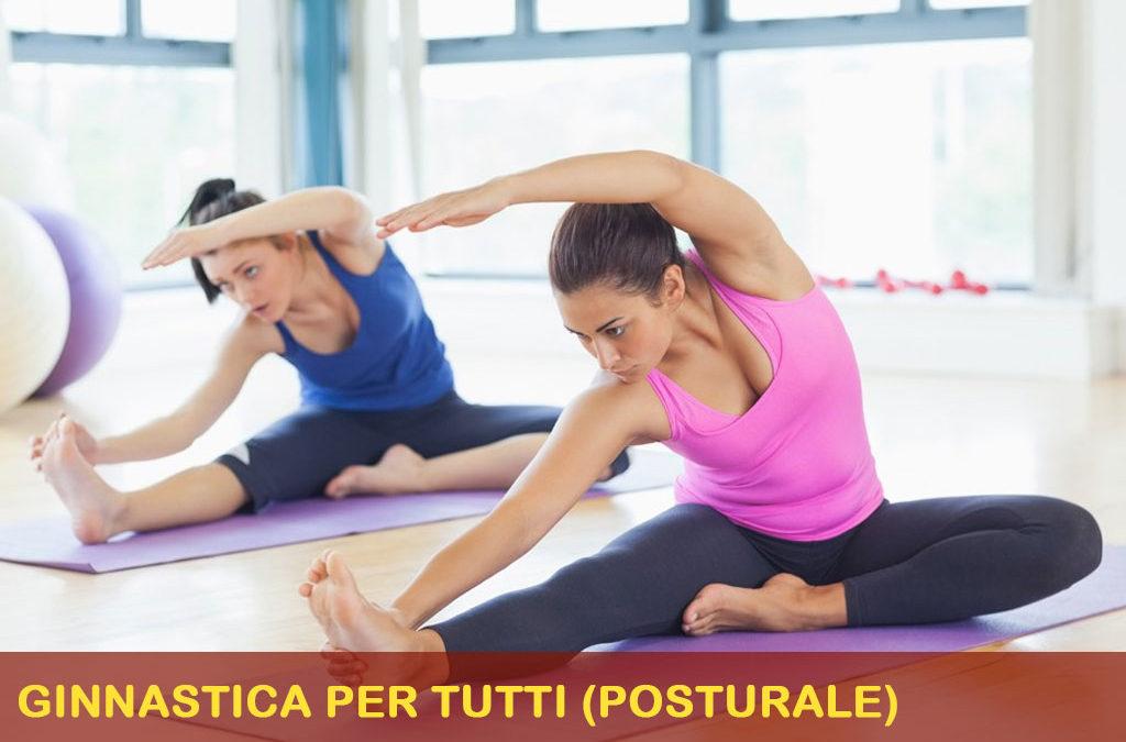 , ginnastica per tutti (posturale)