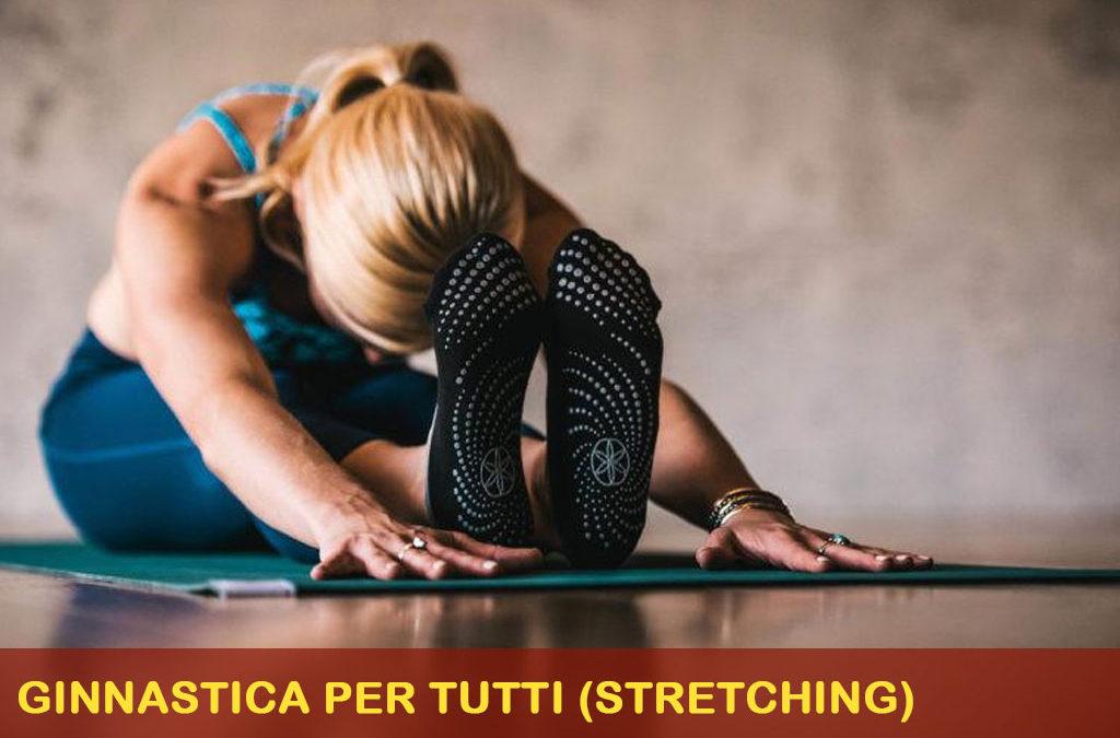 , Ginnastica per tutti (stretching)