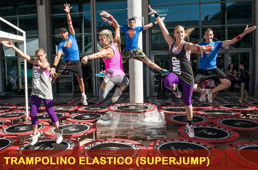 , Trampolino Elastico (superjump)